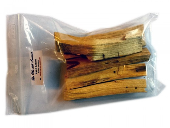 Palosanto legnetti (Bursera graveolens)