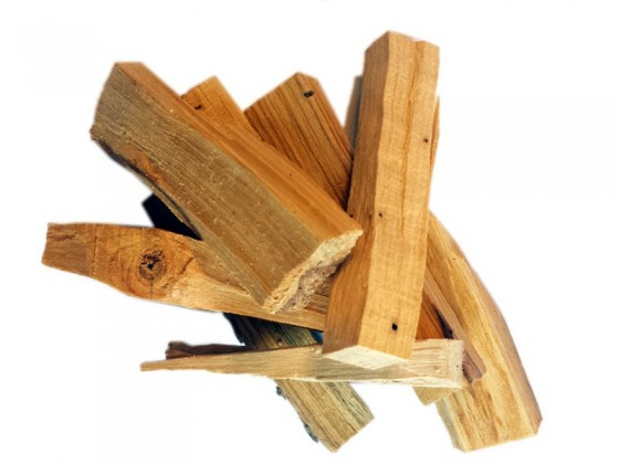 Palo santo sticks (Bursera...