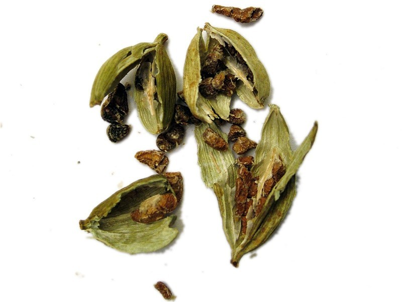 Cardamomo (Elettaria Cardamomum)