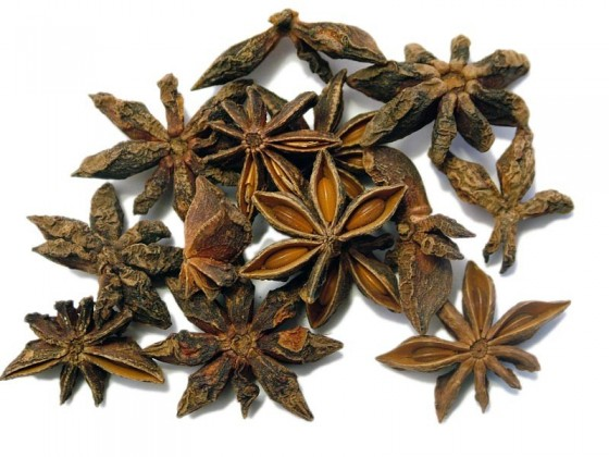 Anice Stellato (Illicium anisatum)