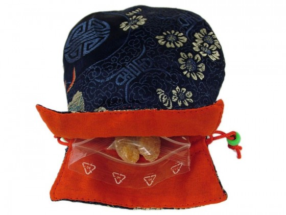 Decorated Tibetan bags