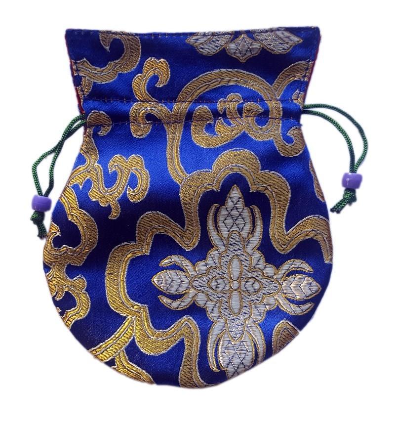 Sacchettini Tibetani decorati