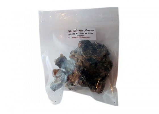 Norway Spruce Resin Raw (Picea abies)