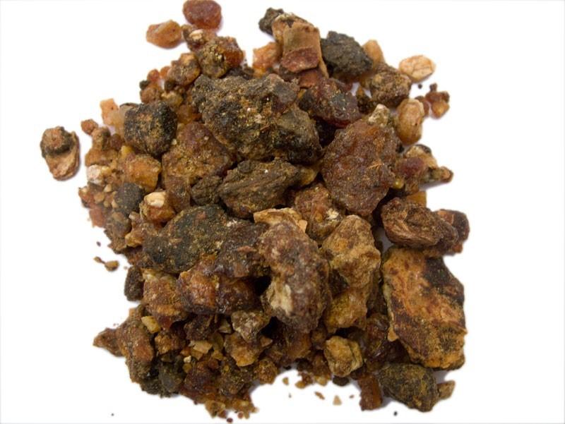 Opoponace (Opopanax / Commiphora guidotti)