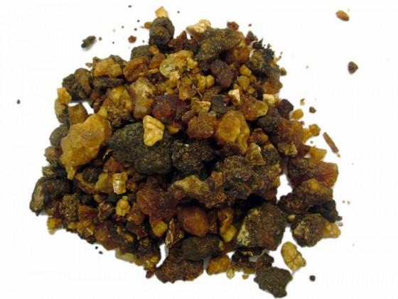 Opoponax (Opopanax / Commiphora guidotti)