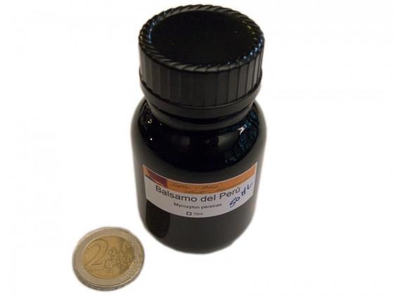 Balsamo del Peru (Myroxylon balsamum var. Pereirae)